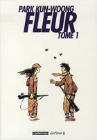 Couverture du livre « Fleur t.1 » de Park Kun-Woong aux éditions Casterman