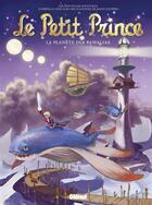 Couverture du livre « Le petit prince t.23 » de Chatal et Bussi et Bruneau aux éditions Glenat