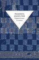 Couverture du livre « Enfant de toutes les nations » de Toer Pramoedya Anant aux éditions Zulma
