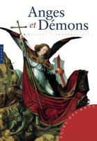 Couverture du livre « Anges et démons » de Rosa Giorgi aux éditions Hazan