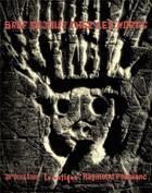 Couverture du livre « Bref séjour chez les morts » de Raymond Penblanc aux éditions Lunatique