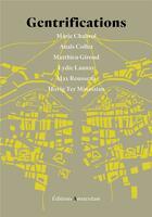 Couverture du livre « Gentrifications » de Collectif aux éditions Amsterdam