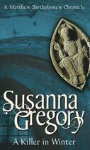 Couverture du livre « A Killer In Winter » de Gregory Susanna aux éditions Little Brown Book Group Digital