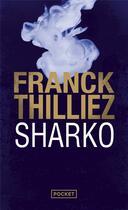 Couverture du livre « Sharko » de Franck Thilliez aux éditions Pocket