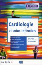 Couverture du livre « Cardiologie et soins infirmiers (3e édition) » de Juillard aux éditions Lamarre