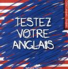 Couverture du livre « Testez votre anglais » de Jean Aymard aux éditions Studyrama