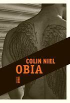 Couverture du livre « Obia » de Colin Niel aux éditions Rouergue