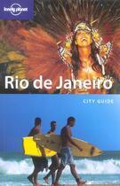 Couverture du livre « Rio De Janeiro » de Collectif aux éditions Lonely Planet France