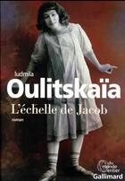 Couverture du livre « L'échelle de Jacob » de Lioudmila Oulitskaia aux éditions Gallimard