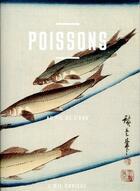Couverture du livre « Poissons ; au fil de l'eau » de Corinne Le Bitouze aux éditions Bnf Editions