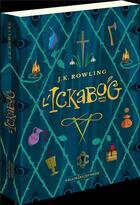 Couverture du livre « L'Ickabog » de J. K. Rowling aux éditions Gallimard-jeunesse