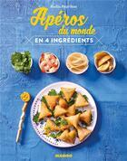 Couverture du livre « Apéros du monde » de Nadia Paprikas aux éditions Mango