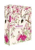 Couverture du livre « Les oiseaux par les grands maîtres de l'estampe japonaise » de Anne Sefrioui aux éditions Hazan