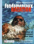 Couverture du livre « Les fondamentaux de la natation ; initiation et perfectionnement pour tous » de Michel Pedroletti aux éditions Amphora