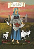 Couverture du livre « Sainte Germaine de Pibrac » de Mauricette Vial-Andru aux éditions Saint Jude