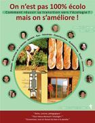 Couverture du livre « Comment réussir sa transition vers l'écologie ? » de Guillaume Desgeorge et Didier Prudon aux éditions Imagine Un Colibri