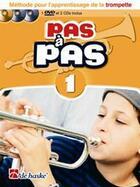 Couverture du livre « Pas à pas t.1 ; trompette » de Collectif aux éditions Haske