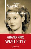 Couverture du livre « Revenir du silence » de Michele Sarde aux éditions Julliard