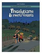 Couverture du livre « Les nouvelles aventures de Lapinot T.3 ; prosélytisme & morts-vivants » de Lewis Trondheim aux éditions L'association