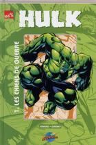Couverture du livre « Hulk HORS-SERIE T.1 ; les chiens de guerre » de Jenkins et Graney aux éditions Panini