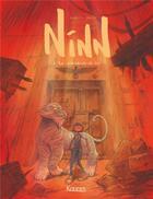 Couverture du livre « Ninn T.4 ; la cathédrale de fer » de Johan Pilet et Jean-Michel Darlot aux éditions Kennes Editions