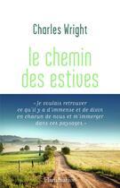 Couverture du livre « Le chemin des estives » de Charles Wright aux éditions Flammarion