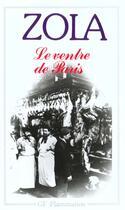 Couverture du livre « Le ventre de paris » de Émile Zola aux éditions Flammarion