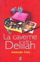 Couverture du livre « La Caverne De Delilah » de Amanda Lees aux éditions J'ai Lu