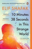 Couverture du livre « 10 MINUTES 38 SECONDS IN THIS STRANGE WORLD » de Elif Shafak aux éditions Penguin