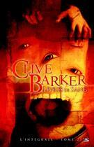 Couverture du livre « Livres de sang t.2 ; intégrale » de Clive Barker aux éditions Bragelonne