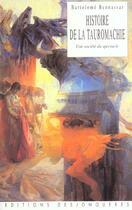 Couverture du livre « Histoire de la tauromachie ; une société du spectacle » de Bartolome Bennassar aux éditions Desjonqueres