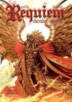 Couverture du livre « Requiem, chevalier vampire T.11 ; amours défuntes » de Pat Mills et Olivier Ledroit aux éditions Nickel