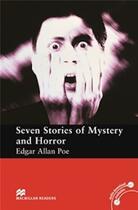 Couverture du livre « Seven stories of mystery and horror » de Edgar Allan Poe aux éditions La Maison Des Langues