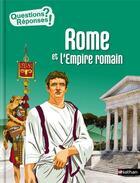 Couverture du livre « Rome et l'empire romain » de Collectif aux éditions Nathan