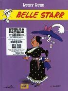 Couverture du livre « Belle star » de Xavier Fauche et Morris aux éditions Lucky Comics