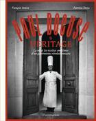 Couverture du livre « Paul bocuse : heritage - la vie et les recettes emblemes d'un gastronome revolutionnaire » de Simon/Zizza aux éditions Flammarion