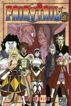 Couverture du livre « Fairy tail t.26 » de Hiro Mashima aux éditions Pika