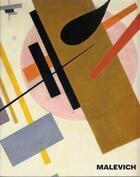 Couverture du livre « Malevich » de Borchardt-Hume Achim aux éditions Tate Gallery