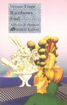 Couverture du livre « Rainbows end » de Vernor Vinge aux éditions Robert Laffont