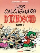 Couverture du livre « Iznogoud T.17 ; les cauchemars d'Iznogoud t.4 » de Jean Tabary et Rene Goscinny aux éditions Imav