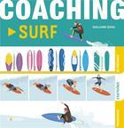 Couverture du livre « Coaching surf » de Guillaume Dufau aux éditions Vagnon