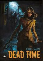 Couverture du livre « Elvira time t.1 ; dead time » de Mathieu Guibe et Elodie Marze aux éditions Chat Noir