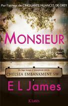 Couverture du livre « Monsieur » de E. L. James aux éditions Lattes