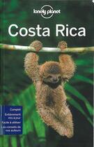 Couverture du livre « Costa Rica (6e édition) » de Wendy Yanagihara et Gregor Clark aux éditions Lonely Planet France