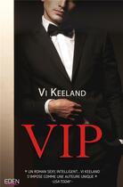 Couverture du livre « VIP » de Keeland Vi aux éditions City