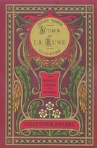 Couverture du livre « Autour de la lune » de Jules Verne aux éditions Elcy Jeunesse