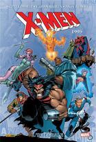 Couverture du livre « X-Men ; INTEGRALE VOL.41 ; 1995 t.1 » de Scott Lobdell et Fabian Nicieza et Joe Madureira et Andy Kubert aux éditions Panini
