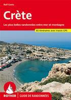 Couverture du livre « Crète » de Rolf Goetz aux éditions Rother