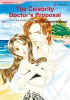 Couverture du livre « The Celebrity Doctor's Proposal » de Sarah Morgan aux éditions Harlequin K.k./softbank Creative Corp.