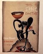 Couverture du livre « Mots de sable soufflés » de Cecile Benoist aux éditions Lunatique